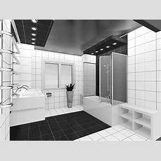 15 Black And White Bathroom Ideas (design Pictures