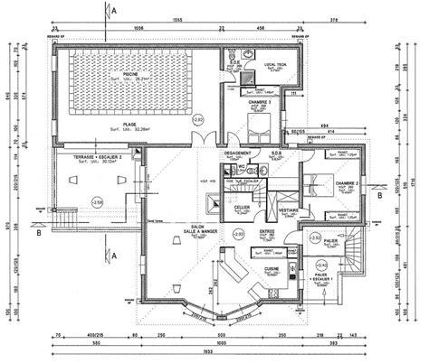 Plan D Une Maison En 3d Augmentation D Un Plan D Une Maison En 3d