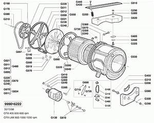Bosch Washing Machine Parts Diagram