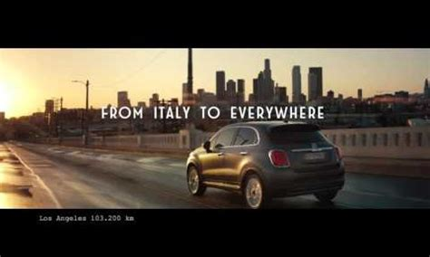 Fiat Meaning Italian by Fiat Tv Ad