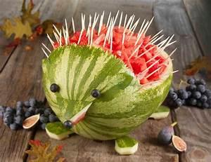 Creative, Fruit, Bowl, Ideas