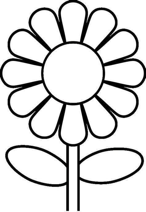 printable daisy flowerjlongok printable jlongok printable