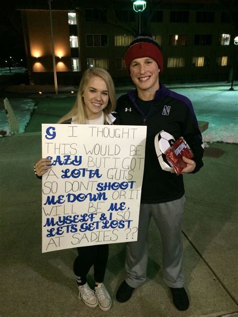eazy sadies date   girl  prom prom proposal
