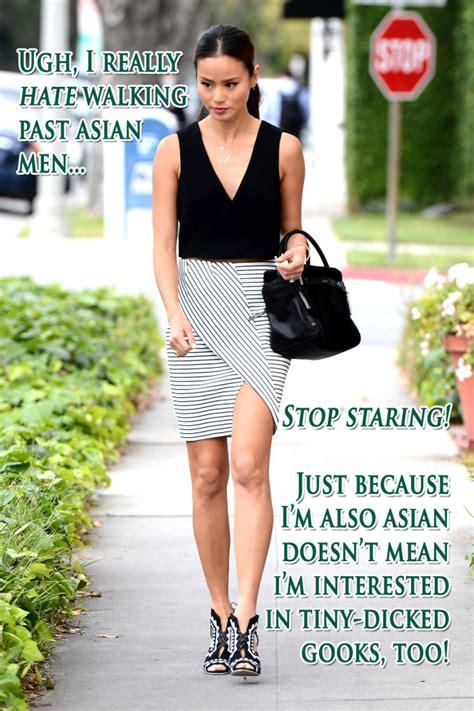 Asian Women Prefer White Men With Big Cocks Freakden