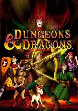 Dungeons & Dragons (tv Series) Wikipedia