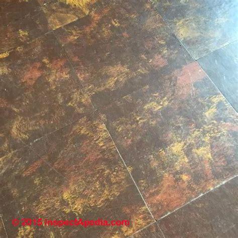 removing asbestos floor tiles in california identify u k floor tiles that may contain asbestos