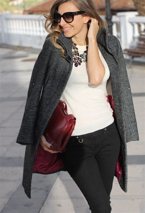 trendy blazer outfit ideas  fall  pretty designs