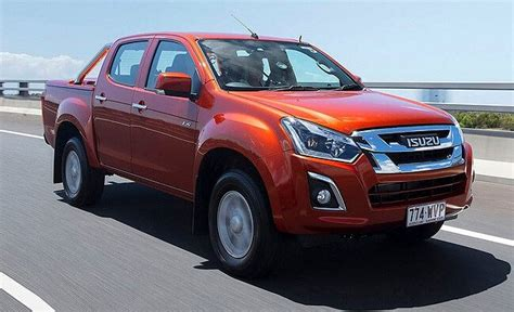 Isuzu D Max 2019 by 2019 Isuzu D Max Changes And Specs Cars Review 2018 2019