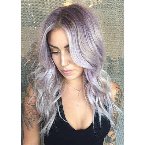 light purple hair 40 charming light purple hair color ideas elegance is