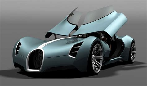 25 Stunning And Futuristic Examples Of Concept Car Designs