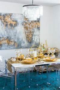 Thanksgiving Tablescape By Z Gallerie