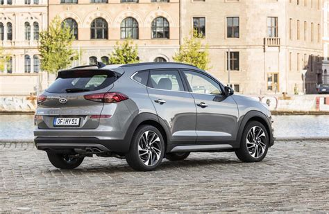 Hyundai 2019 : 2019 Hyundai Tucson Revealed With New 48v Mild Hybrid