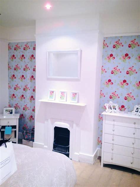 spare room  love  cath kidston wallpaper