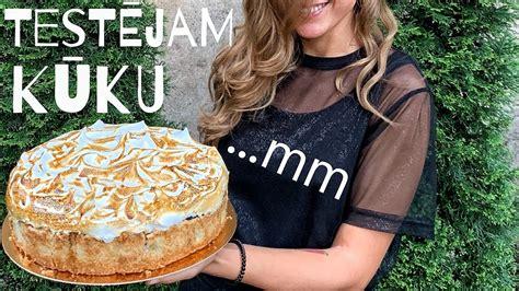 ŠOBRĪD trendīgākā kūka - DĀMU KAPRĪZE - YouTube