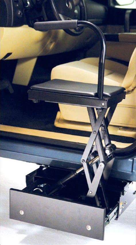 stow  lift  aid  transfer  wheelchair