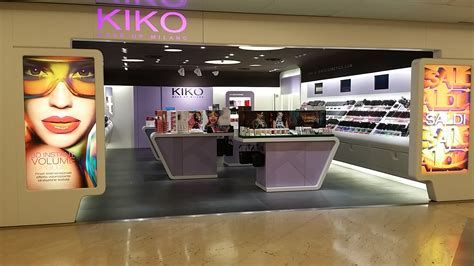 cercano commessi   punti vendita kiko  milano  roma