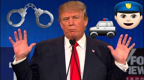 liberals demand trump  arrested  hate speech