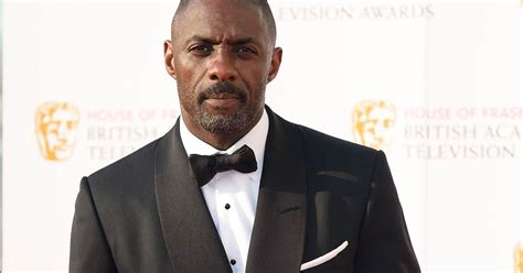 Idris Elba is named People's Sexiest Man Alive