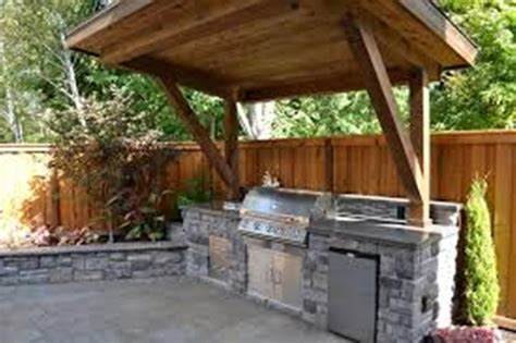 outdoor kitchen designs ideas rustic outdoor kitchen designs for small spaces home