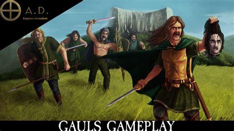 0 Ad Empires Ascendant Alpha 20 Gauls Gameplay Youtube