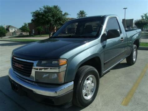 how to sell used cars 2006 gmc canyon interior lighting sell used 2006 gmc canyon in spring texas united states for us 7 000 00