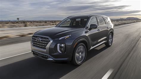 Hyundai Palisade 2020 Price Philippines by Hyundai Goes Big Baller With The 2020 Palisade Suv Top Speed