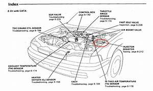 2002 Honda Civic Ex Engine Diagram  Honda  Wiring Diagram