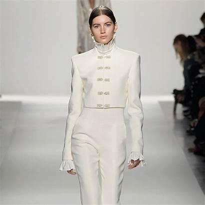 Bridal Fall Autumn Runways Looks Vogue Dresses