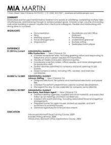 resume template administrative coordinator i resume my job mauritius administrative assistant resume free job resume exles