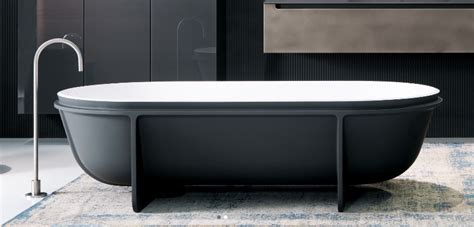 Materiale Vasca Da Bagno by Vasche Da Bagno Il Materiale Fa La Differenza Design Lover
