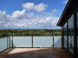 Milchglas Für Balkon : balkongel nder mit glas komplette baus tze gel ~ Markanthonyermac.com Haus und Dekorationen