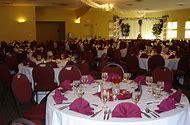 Banquet Halls Tables Decorations