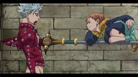 deadly sins nanatsu  taizai episode  review
