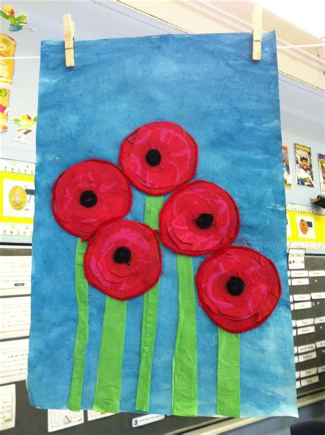 poppies  remembrance day remembrance day art