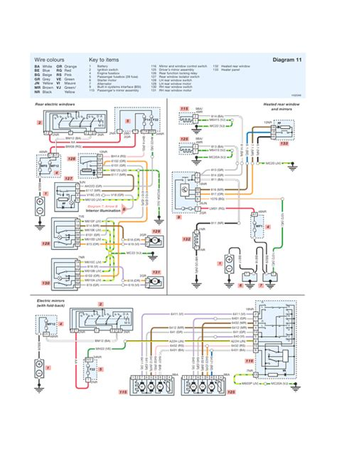 peugeot 206 wiring diagram 26 wiring diagram images