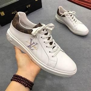 Sneakers Louis Vuitton Homme : chaussure louis vuitton homme sneakers n2418 id65215905 ~ Nature-et-papiers.com Idées de Décoration