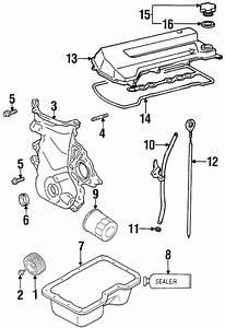 Engine Parts For 2001 Chevrolet Prizm