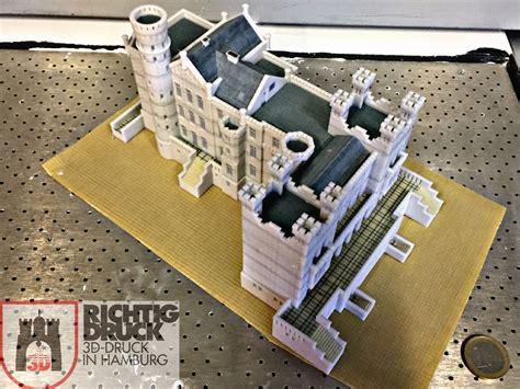 3d Druck Gebäude by 3d Geb 228 Ude Und Architekturen 3d Druck Hamburg Richtig