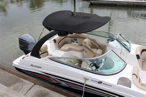 Hurricane Wakeboard Boats by Hurricane Sundeck Sd 2486 Ob Clever Convertibility