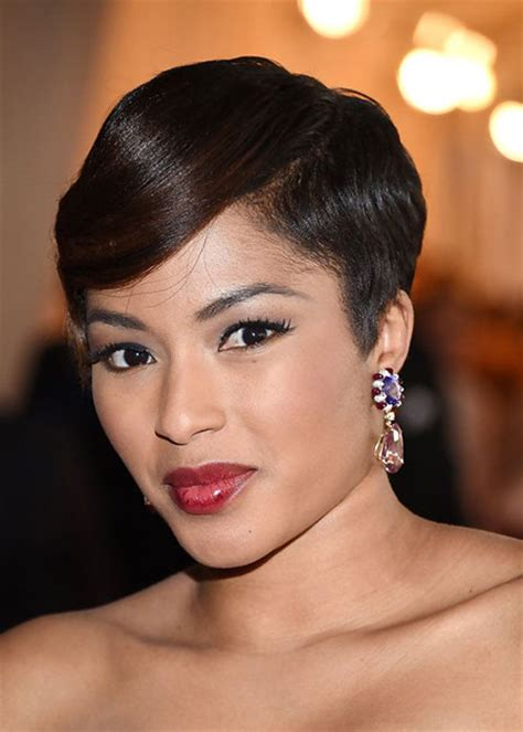celebrity short hairstyles 2014 hairstyle for black women