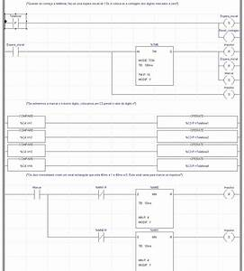 Example Of A Simple Ladder Logic Program - Mitsubishi
