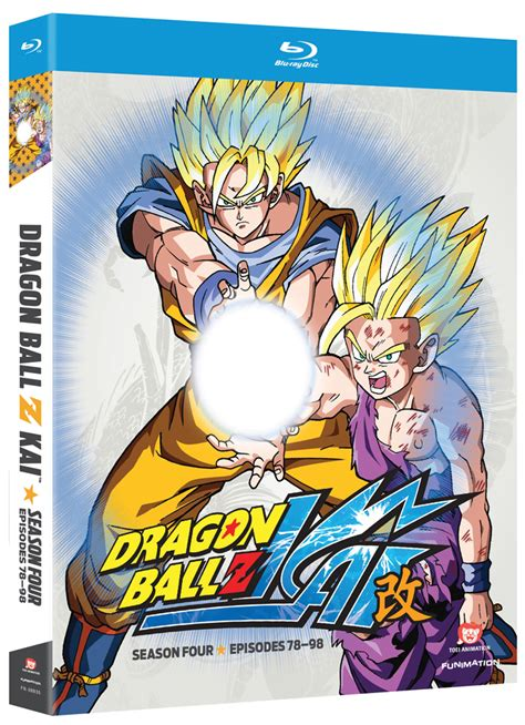Check spelling or type a new query. Dragon Ball Z Kai Season 4 Blu-ray 704400088353   eBay