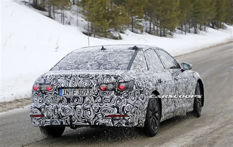Scoop Allnew 2019 Audi A6 Finally Comes Out To Play