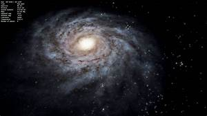 What Our Galaxy Milky Way Really Looks Like - Space Engine