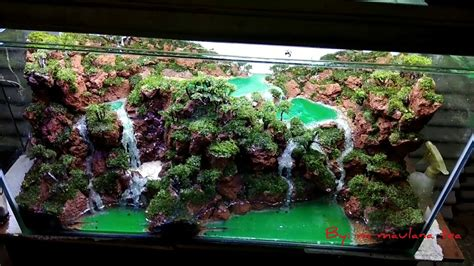 Aquascape Indonesia by Layout Aquascape Style