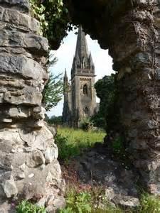 Cardiff-Wales Llandaff Cathedral