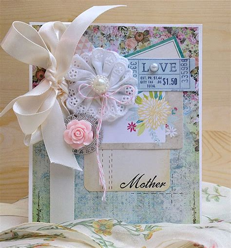 mothers day cards ideas 20 beautiful handmade mother s day crafts card ideas 2016