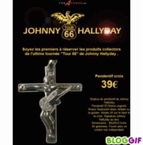 pendentif croix johnny hallyday suivez les news sur