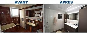 Salle De Bain Avant Après : le c l bre disposition salle de bain yql15 slabtownrib ~ Mglfilm.com Idées de Décoration