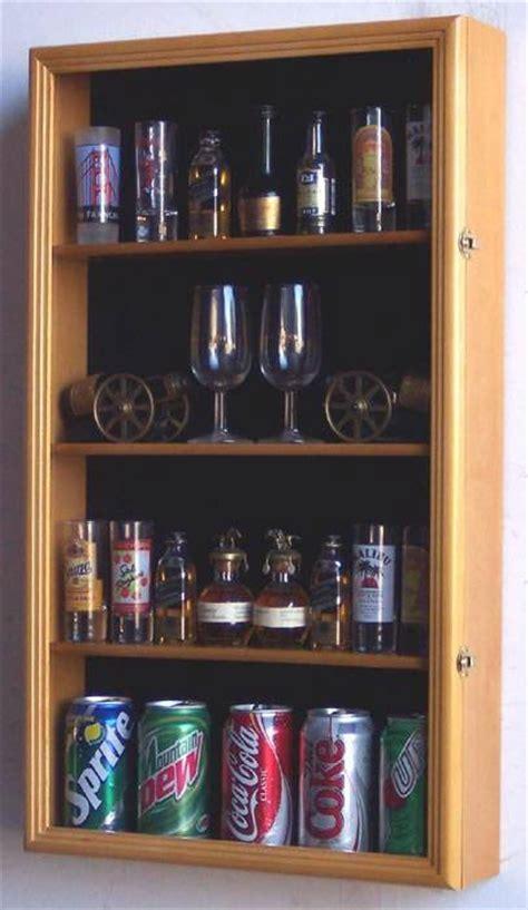 shotglass collector case tall shot glassmini liquor bottle shot glass display cases